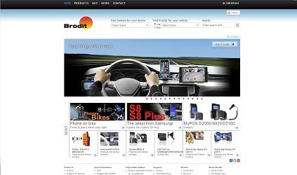 Brodit Homepage